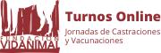 Turnos online de Fundación VIDANIMAL